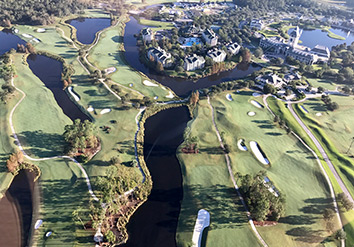 Golf Course Areal