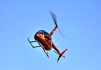 Helicopter Turning