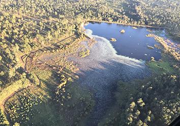 Lake Areal
